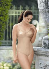 Comfort pantylet Safina in huid